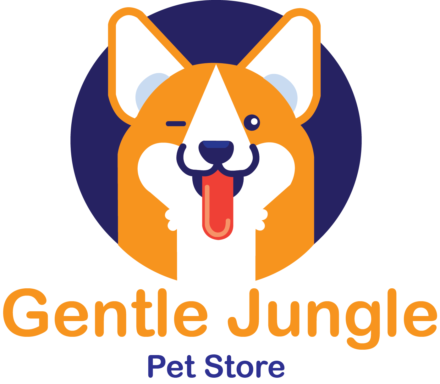 Gentle Jungle logo