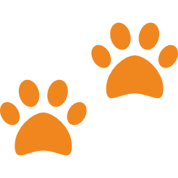 pawprints icon